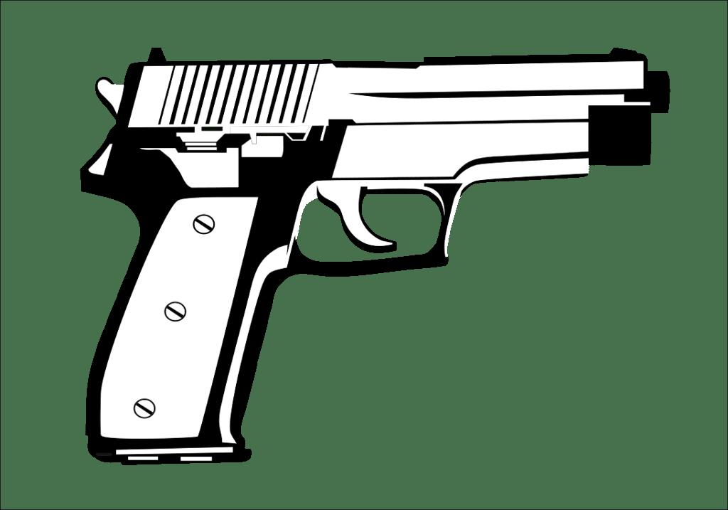 Pistole Revision Strafrecht
